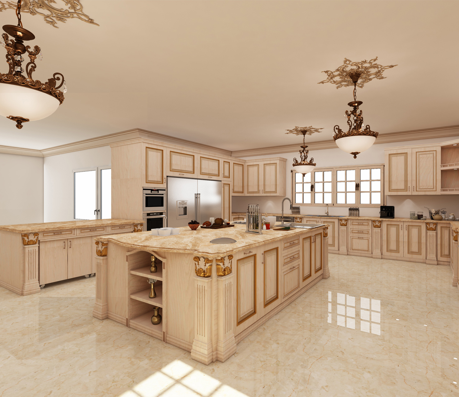 Kitchen Cabinet Supplier In: Kitchen Cabinet Supplier In Dubai